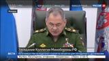 Новости на Россия 24 Шойгу основой флота станут фрегаты подобные