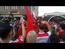 Весь Мир радуется ЧМ 2018 по футболу Манежная площадь в Москве