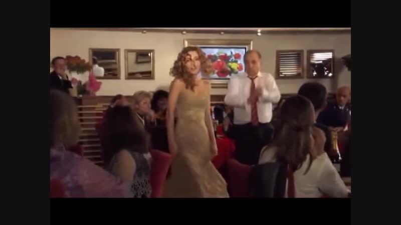Танец Вероники х ф Любовь на два полюса