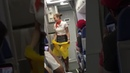 As aventuras da torcida brasileira nos voos na Rússia