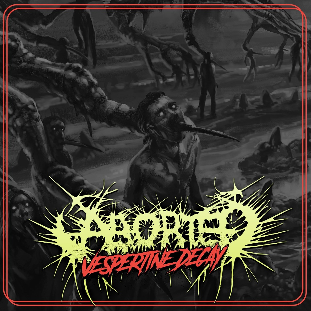 Aborted - Vespertine Decay [Single] (2018)