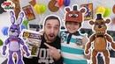 Папа Дома • Папа Роб и Ярик сборка пиццерии Five Nights at Freddys party room!