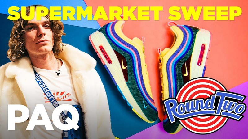 Hypebeast Supermarket Sweep at Round Two ft. Blazendary | PAQ EP 27 | A Show About Streetwear