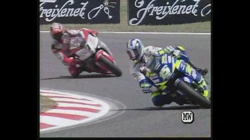 MotoGP 2003 round 6 Catalunya, Spain RACE