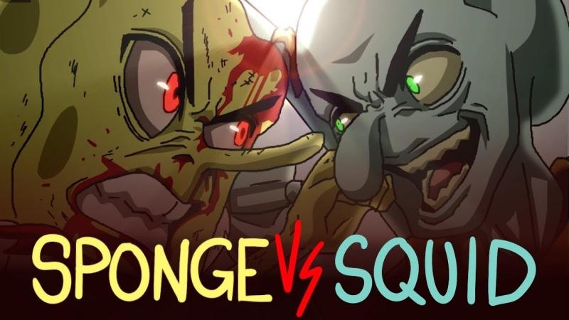 The SpongeBob SquarePants | губка боб квадратные штаны - OP 2 (Animation)