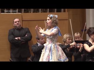 Patricia JANEČKOVÁ_ Les oiseaux dans la charmille (Jacques Offenbach - Les contes d Hoffmann)