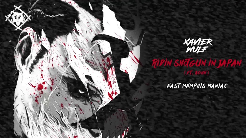 Xavier Wulf - Ridin Shotgun in Japan (Feat. KOHH) [Official Audio]