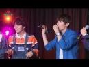 170810 Yongguk x Shihyun x JinYoung x Woodam (BIGBANG - HaruHaru Karaoke Live) @ HeyoTV