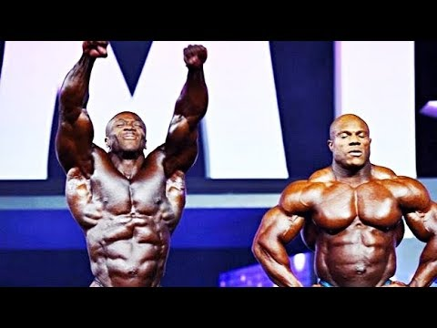 Shawn Rhoden - The New Mr. Olympia 2018 Champion
