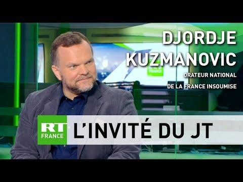Djordje Kuzmanovic Le rapport final du sommet de l'OTAN est quasiment un appel à la guerre