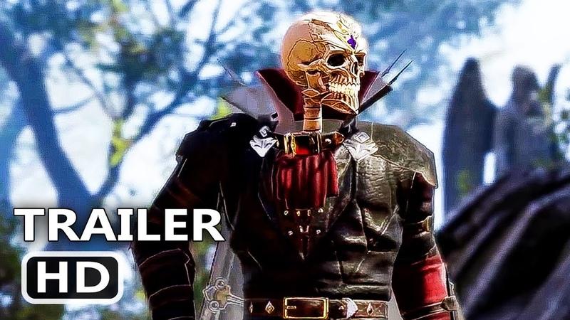 PS4 - Divinity: Original Sin 2 Trailer (E3 2018)