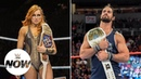 Architect's Nation:Becky Lynch, Seth Rollins fight over who's really The Man