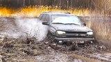 Chevrolet TrailBlazer проходимей УАЗов? Внедорожники бъются с грязью. Оффроуд, бездорожье 2018