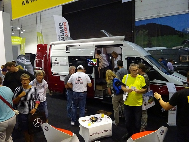 webasto caravan 2018