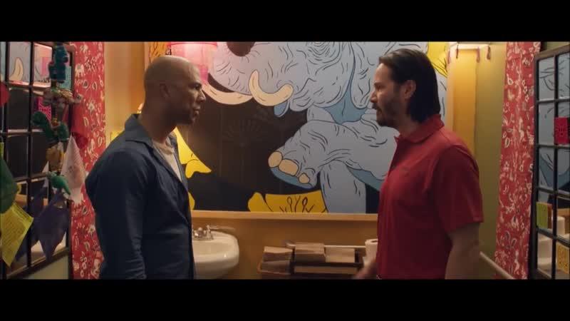 Аll Keanu Reeves scenes in ahomp