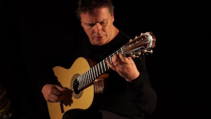 903 J. S. Bach - Chromatic Fantasia and Fugue, BWV 903 - Christophe Dejour, guitar