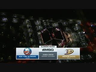 NHL 2018-2019 / RS / 17.10.2018 / New York Islanders vs Anaheim Ducks