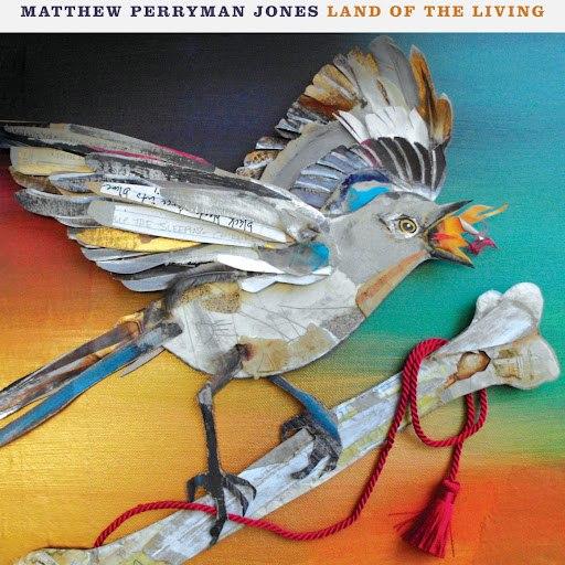 Matthew Perryman Jones альбом Land of the Living