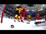 Россия победила в финале Олимпийских Игр #Хоккей