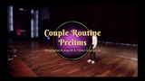 Savoy Cup 2018 - Couple Routine Prelims - Stephanie Kokay &amp Peter Grange