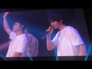 180715 EXO Suho & Baekhyun @ The Elyxion in Seoul [dot] D-3