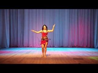 Саулина Софья - выступление на концерте на Международном Фестивале Евразия Ракс 2018.г.Оренбург