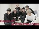 [Озвучка by Cara Linne] Реакция BTS на Blood, Sweat Tears | '피 땀 눈물' MV Reaction by BTS - BTS