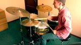 Glassjaw - The Gillette Cavalcade Of Sports (drum coverplay through)