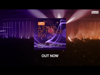 ASOT850 Compilation - FROZEN GROUND [OUT NOW Armin Logo]