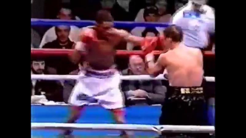 Константин Цзю vs Ян Бергман (полный бой) [14.09.1996]