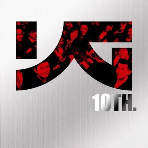 Альбом Jinusean YG 10th Anniversary
