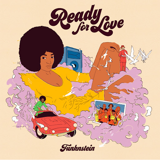 Funk'n'stein альбом Ready for Love