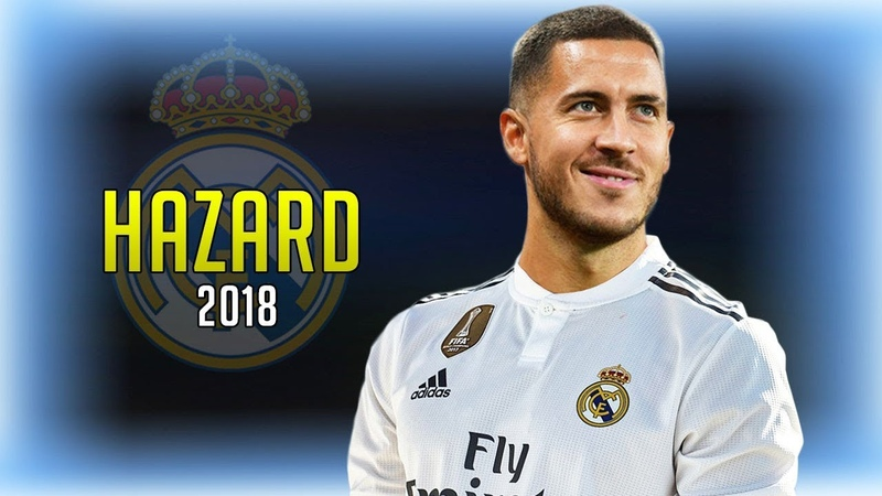 Eden Hazard 2018 ● Skills Show | Welcome to Real Madrid