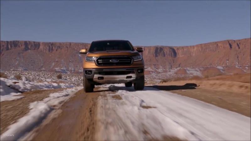2018 Ford Ranger. Новое поколение пикапа Форд Рейнджер