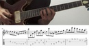 All The Things You Are(solo) / Julian Lage Transcription(tab sheet music)弾いてみた