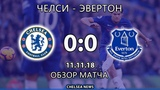 Челси - Эвертон (00). Обзор матча. Chelsea vs Everton (00). Highlights.