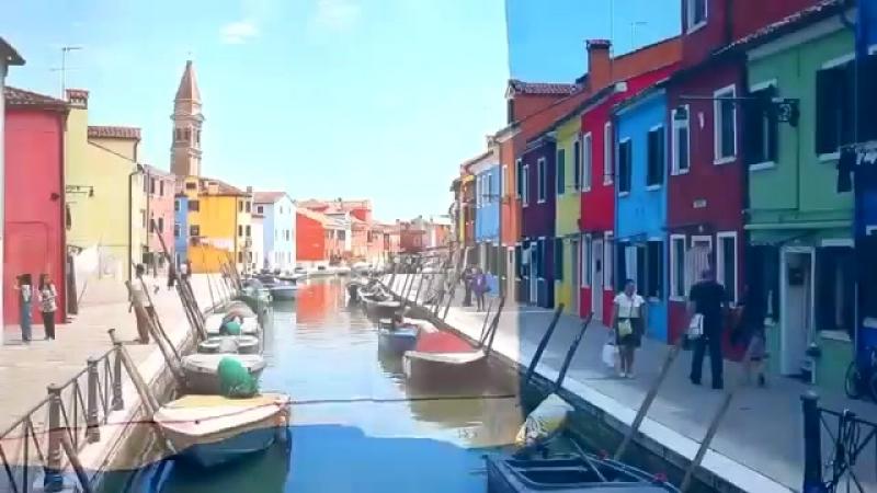Италия одна из самых красивых мест в Мире