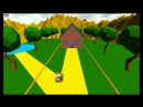 Трейлер игры КРБП (Кубик Рубик. Большое путешествие)