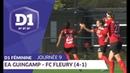 J9 EA Guingamp - FC Fleury 91 4-1 / D1 Féminine