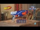 NERF Deutschland - N-Strike Elite Disruptor Produktdemo-Video
