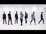 Супер синхронность.Самый крутой Dance Practice Корейской группы,BTS