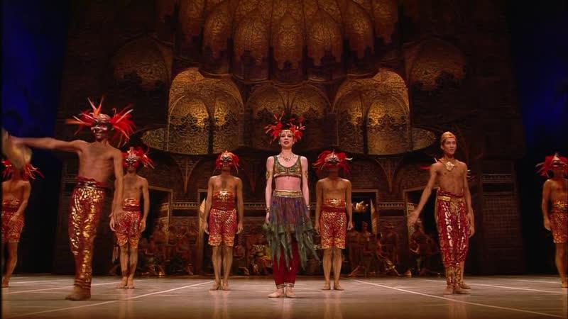 Баядерка (La Bayadère) - балет (Paris Opera; Rudolph Nureev)