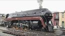 Epic Train Wheel Slipping. 1000 HP Locomotives