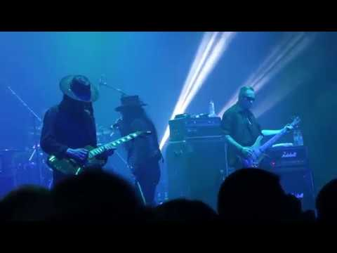 Fields Of The Nephilim - live - 26.5.2018 - New Waves Day - Turbinenhalle - Oberhausen