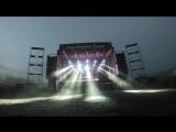 Как мы готовимся к OPEN AIR YES. Часть 3. Лаборатория света и звука...
