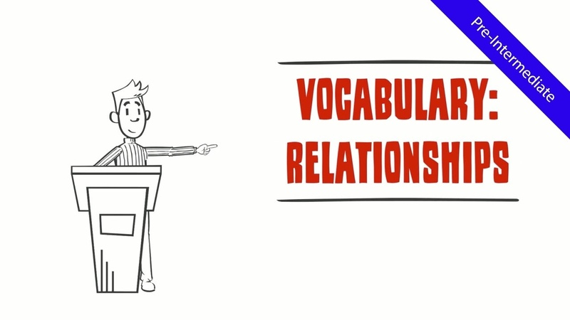 Relationships and Marital Statuses Vocabulary Life of Miss Johnson Comical Fun ESL Grammar Video