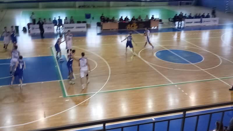 Баскетбол ч5