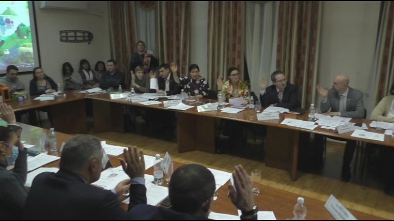 Жители Трёхгорки на встрече с депутатами 19 декабря 2017