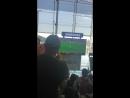Последнии минуты футбола,на борт самолёта никто не идёт