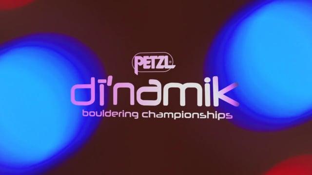 2018 Di'namik Bouldering Championships Presented by Petzl